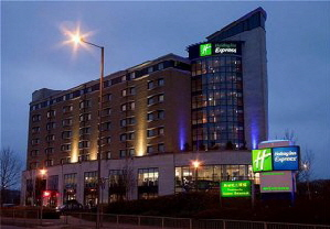 Holiday Inn Express Greenwich-1