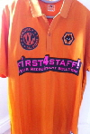 Wolves All Stars New Shirt-2013