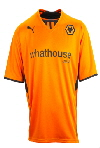 Wolves Home Shirt 2013-14